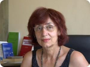 снимка на адвокат Светла Маргаритова